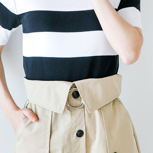 トレンチスカート(全2色) [102M]