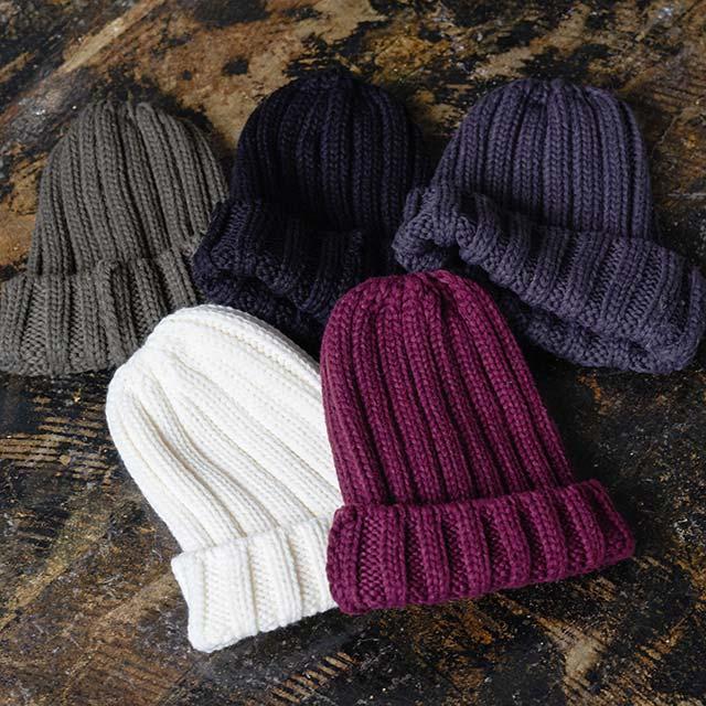 ベーシックニット帽(全5色)[108J]