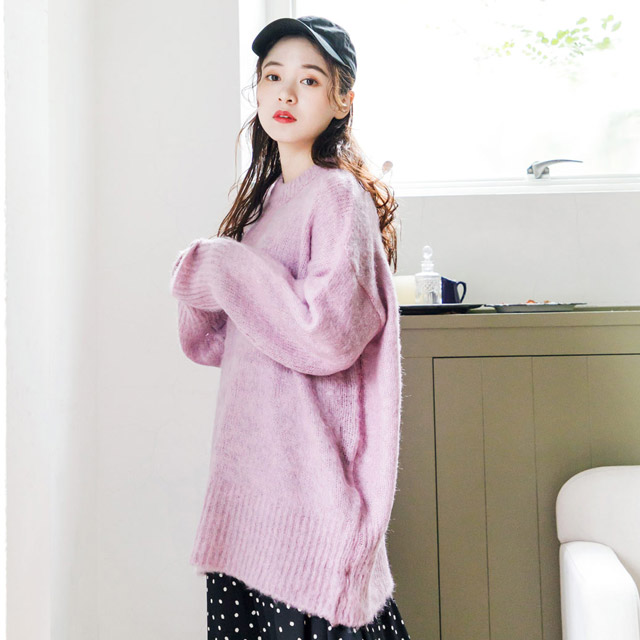 <FINAL SALE>knit tunic[1094C]