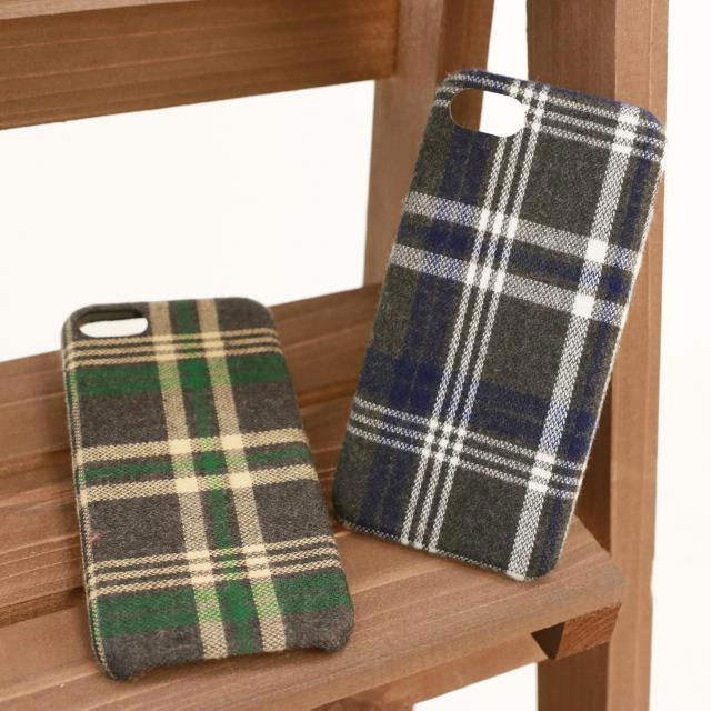 plaid smartphone case[109J]