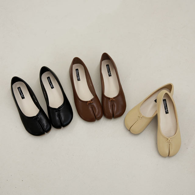 【1/21(thu)19:00〜】tabi ballet shoes[1225I]
