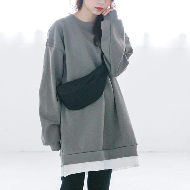 【2/19(火)19:00販売開始】レイヤードスウェット(全3色)[1246C]