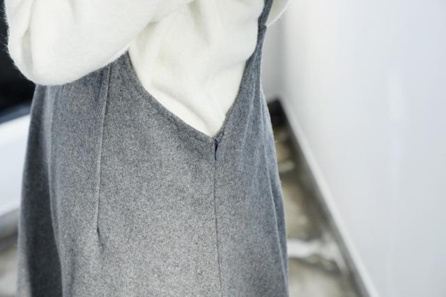 肩ストラップワイドパンツオールインワン(全2色)[125E]