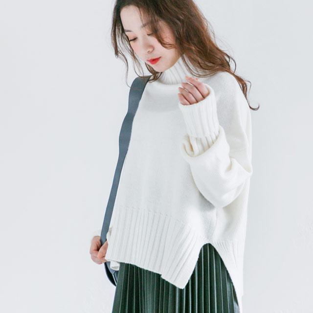 <FINAL SALE>long sleeve knit[1384C]