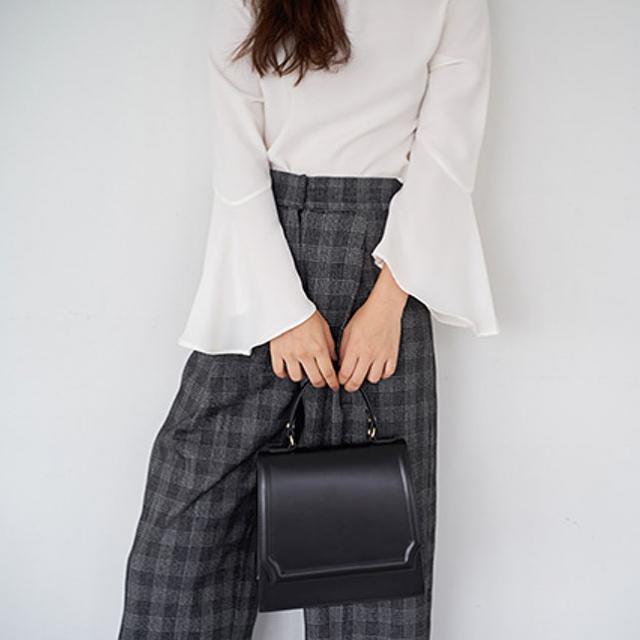 <FINAL SALE>sleeve conscious blouse[139C]