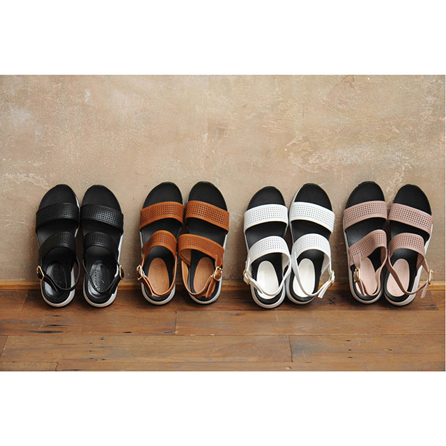 double buckle sports sandals[145B]