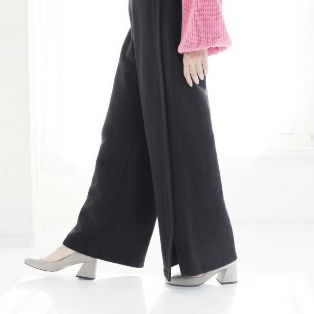 <FINAL SALE>2color elastic waist sweatpants[148M]