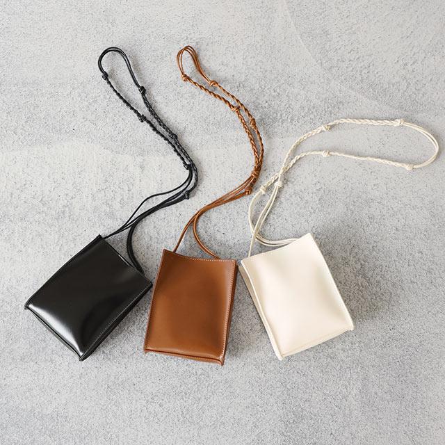コードストラップミニショルダーバッグ(全3色)[178B]