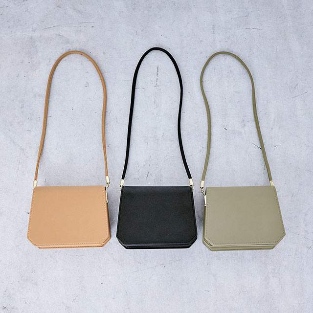 **rinko select**square shoulder bag[185B]