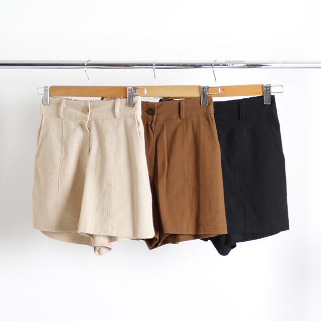 cotton short pants[1860M]