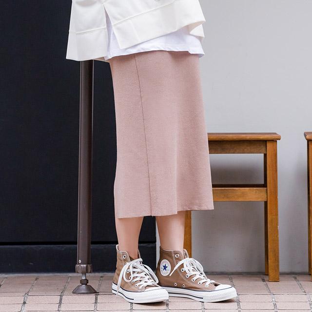 ニットタイトスカート(全3色)[1882M]