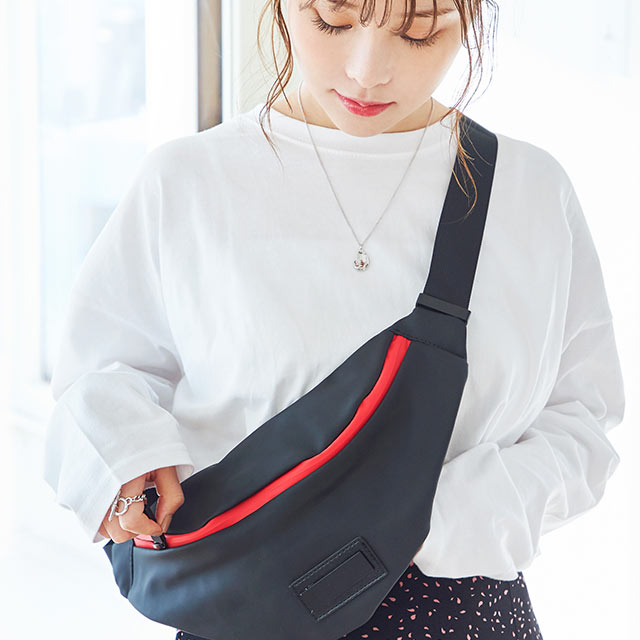 <Summer Sale!!>nylon body bag[190B]