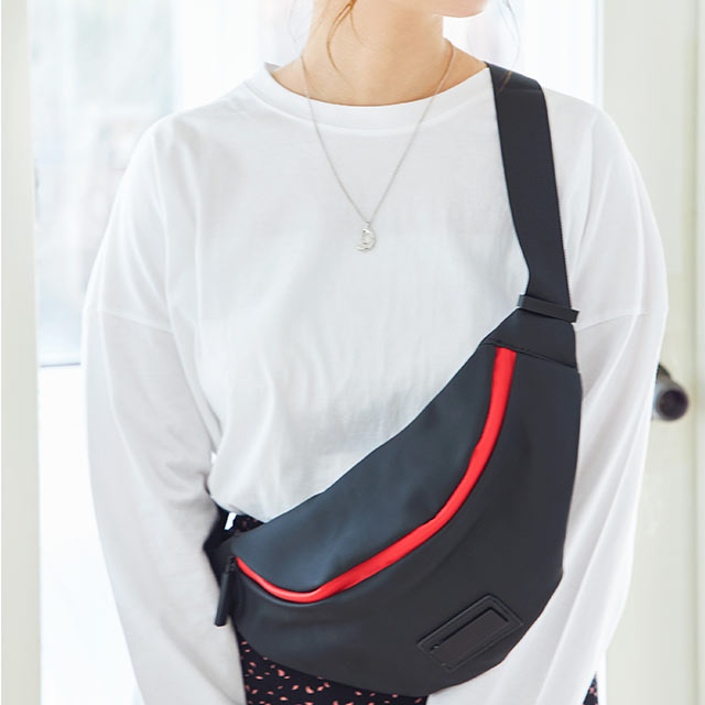 nylon body bag[190B]