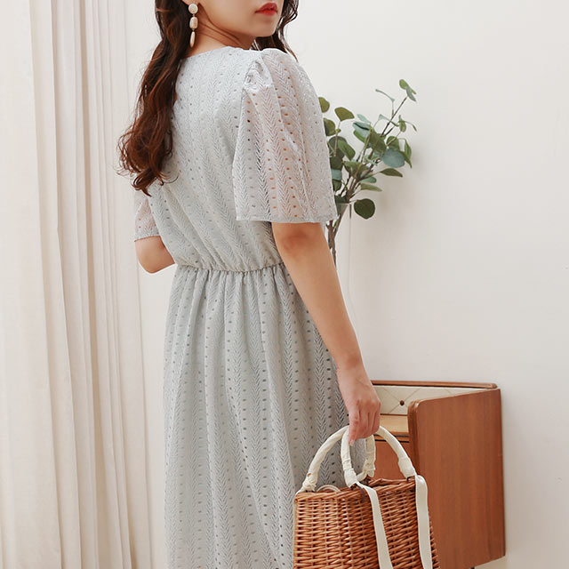 summer lace onepiece[1947E]