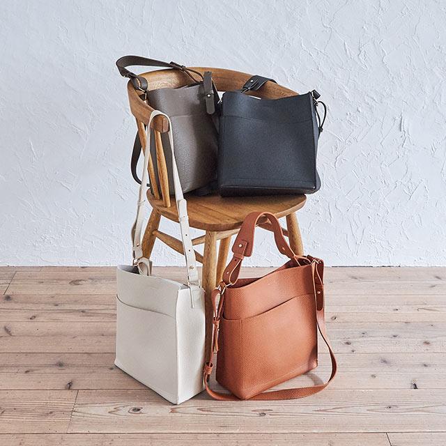 square shoulder bag[194B]