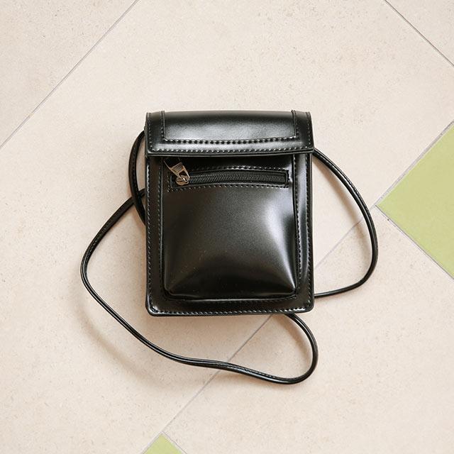 mini square pochette[195B]
