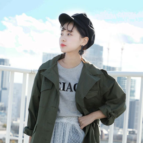 CIAOロゴ半袖Tシャツ(全3色)