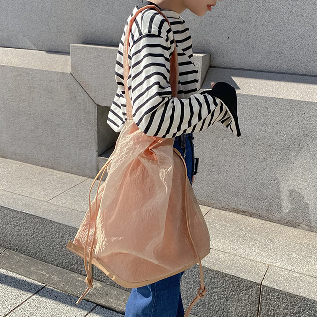 【2/21(sun)19:00〜】sheer big bag[208B]
