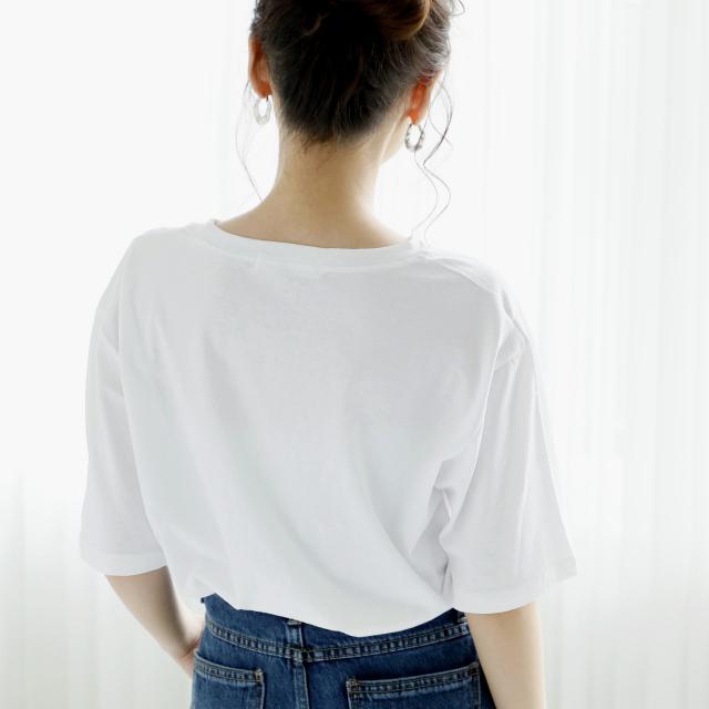 Bonjour半袖シャツ(全2色)[215C]