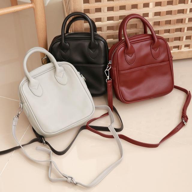 square mini shoulder bag[218B]