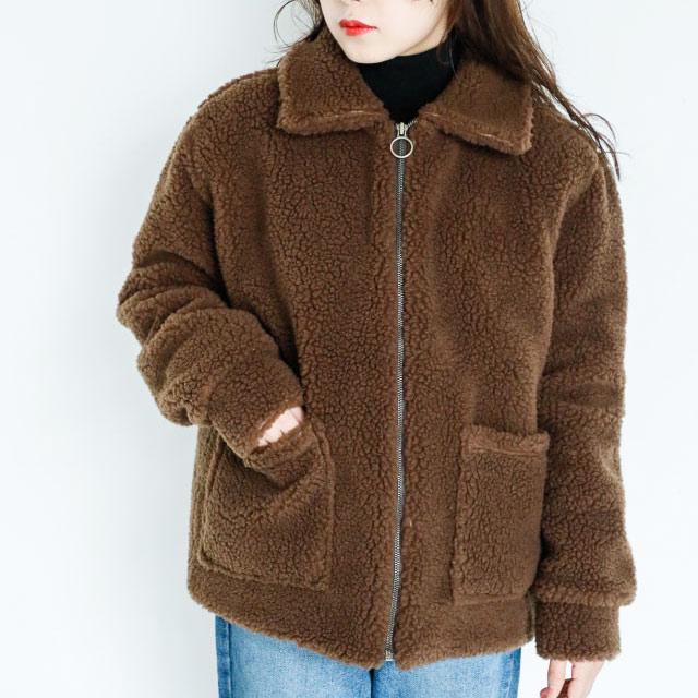 **rinko select**boa dip coat[231K]