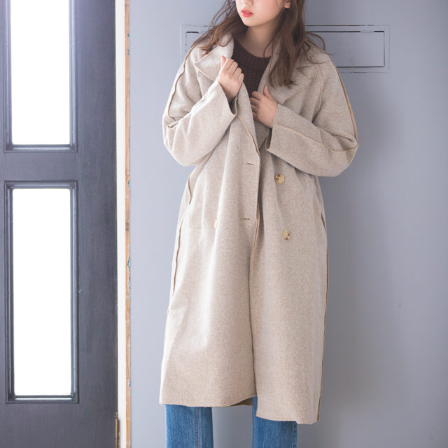 double long coat[248K]