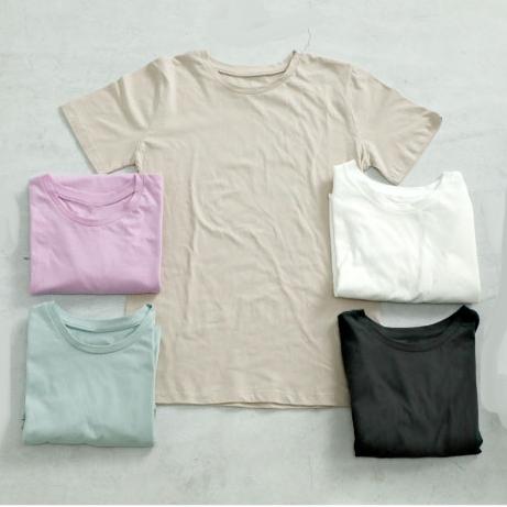 ≪FINAL SALE≫シンプルTシャツ(全5色)[254C]