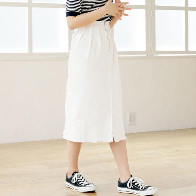 <Spring Sale>front zipper skirt[255M]
