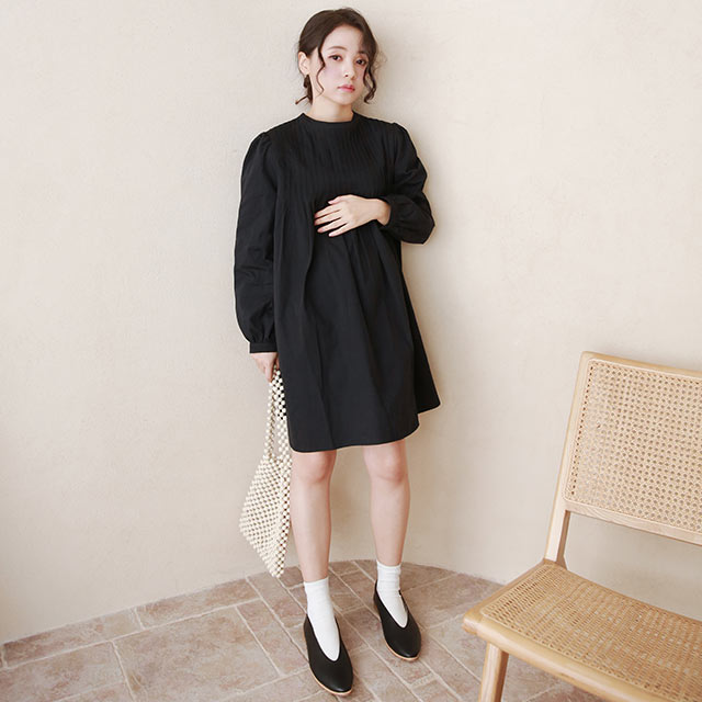 【2/23(tue)19:00〜】flare tunic blouse[2761E]