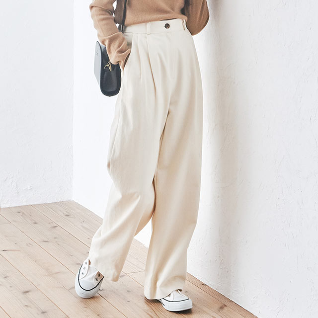 daily wide pants[2766M]