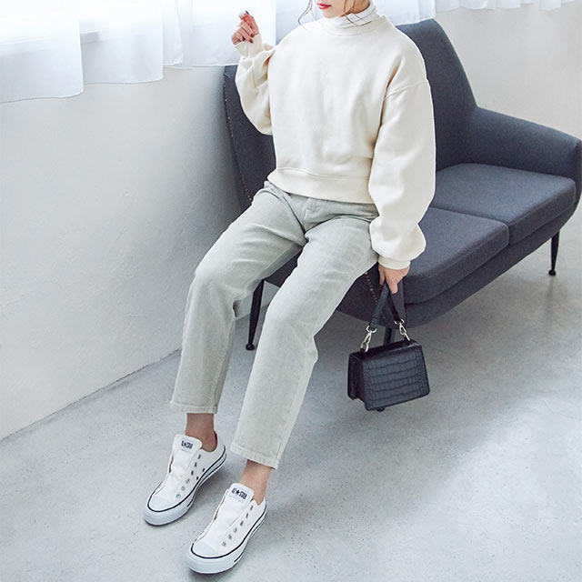 【2/25(Tue)19:00~】grayish color pants[2768M]