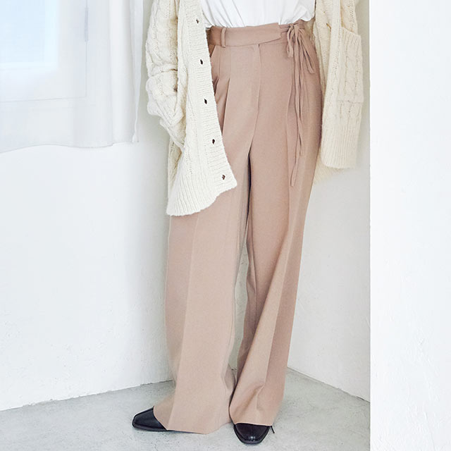 side code pants[2773M]