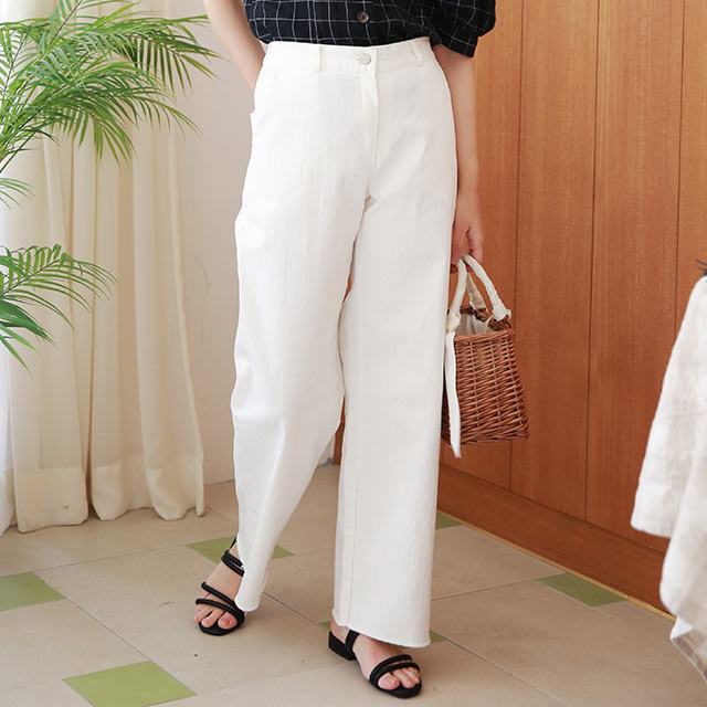 <bottom fair!!6/8(mon)am11:59まで>summer color pants[2888M]