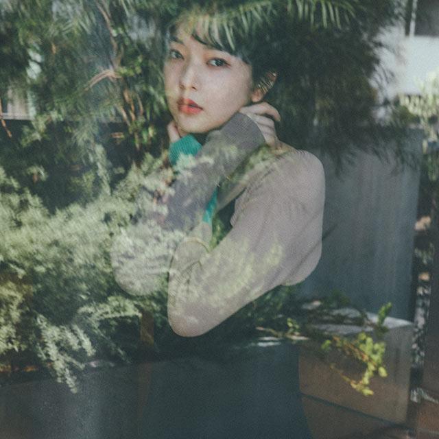 【田中芽衣×Isn't She?】配色リブニットロングワンピース[2929E]