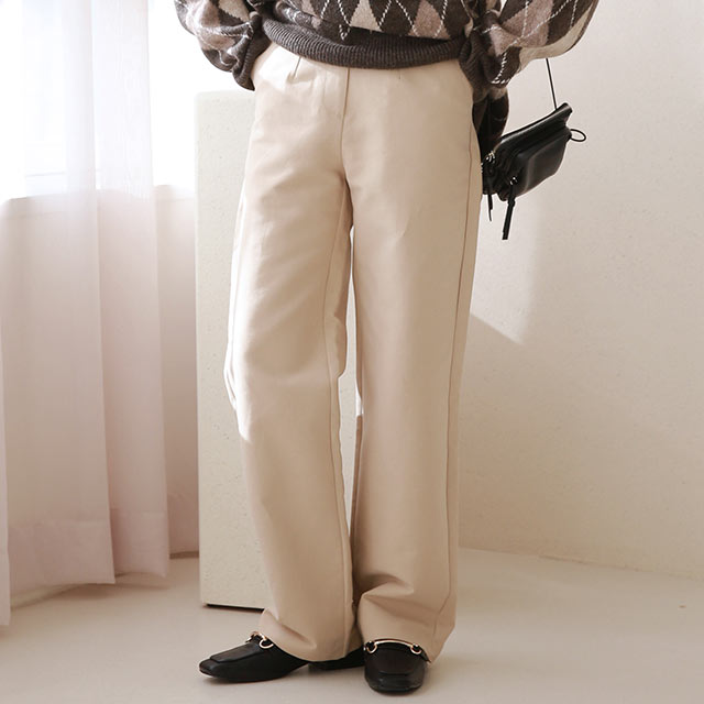 AW wide pants[3169M]