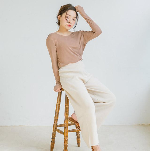 バックシャンロンTシャツ(全3色)[3719C]