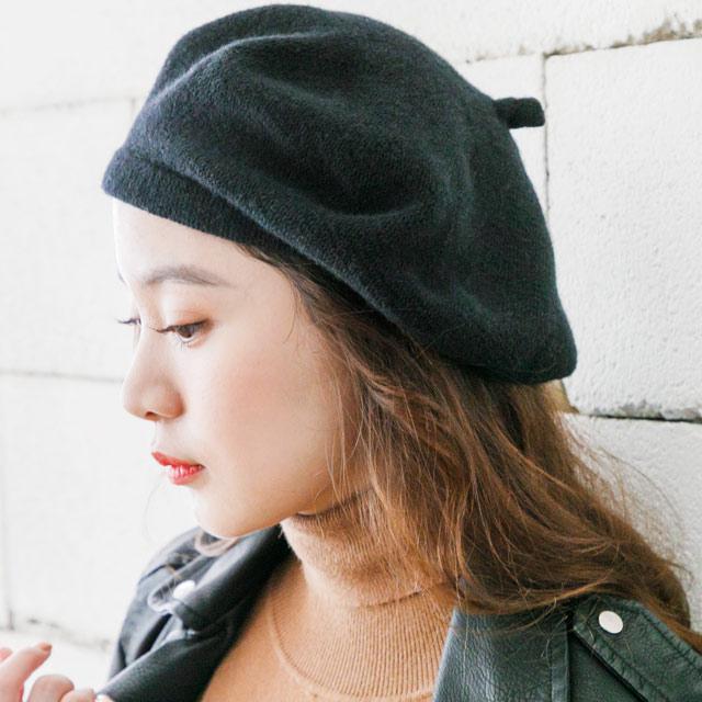 ベレー帽(全3色)[372J]