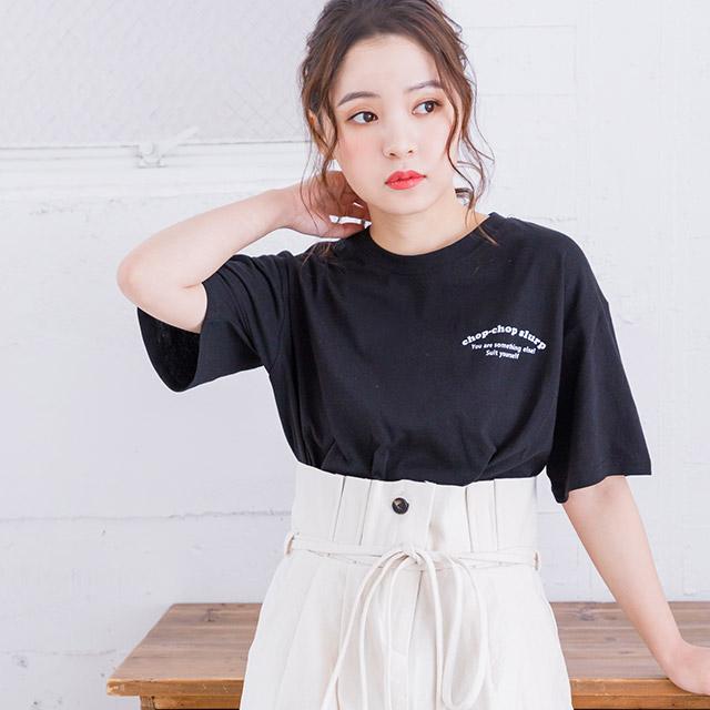 chopTシャツ(全2色)[3770C]