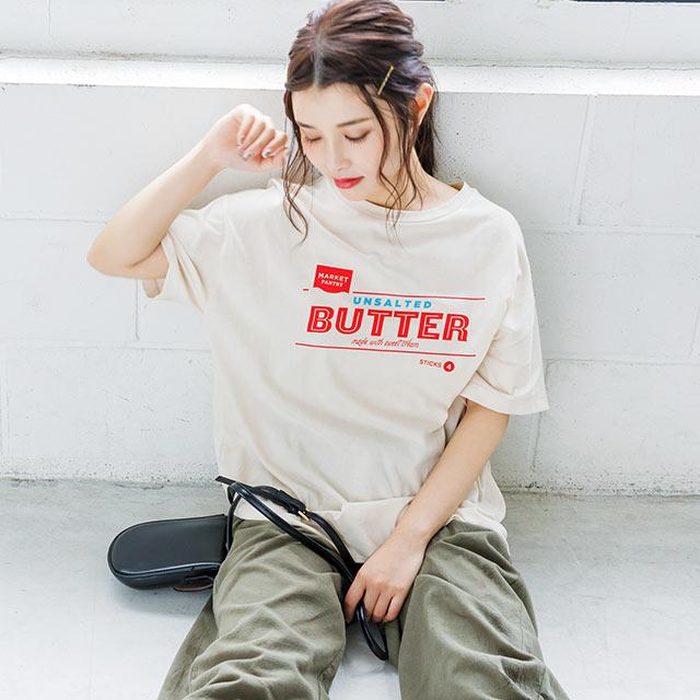 BUTTER  T-shirt[4003C]
