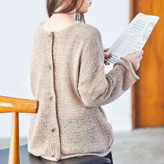 2way dolman knit[4079C]