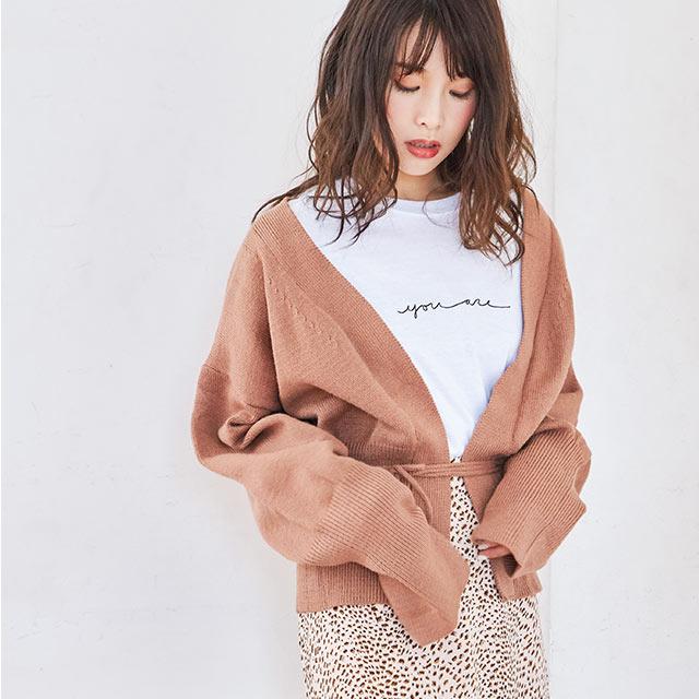westmark knit cardigan[4146C]