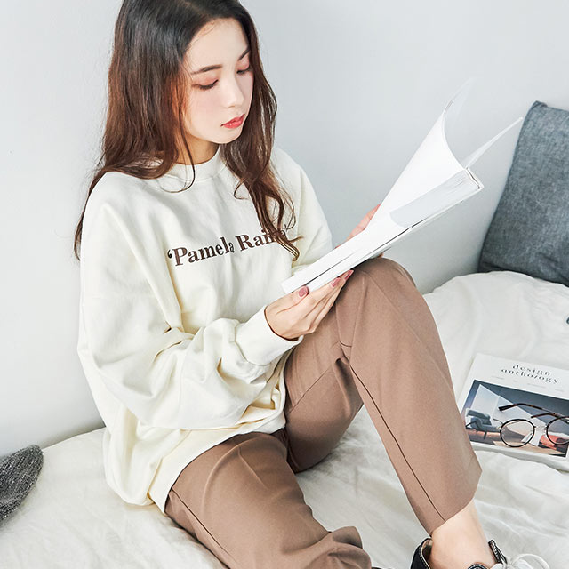 pamela logo sweat[4226C]