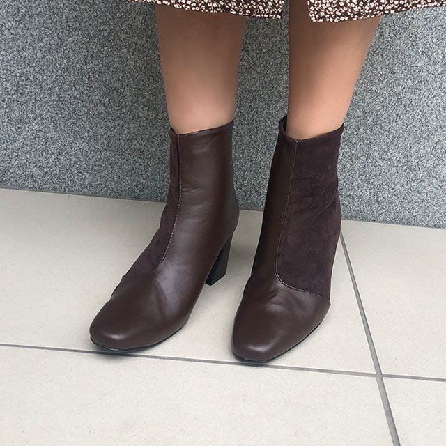 different material switching boots[428I]