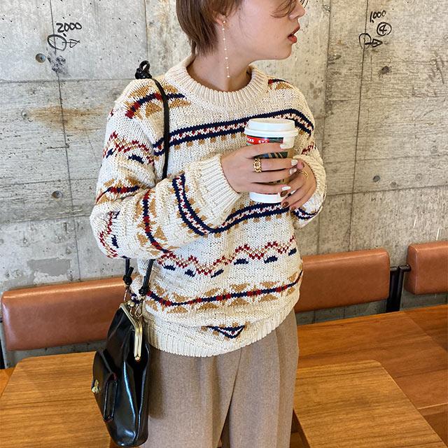 coloring design knit[5193C]