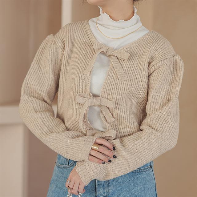 2way ribbon knit[5298C]