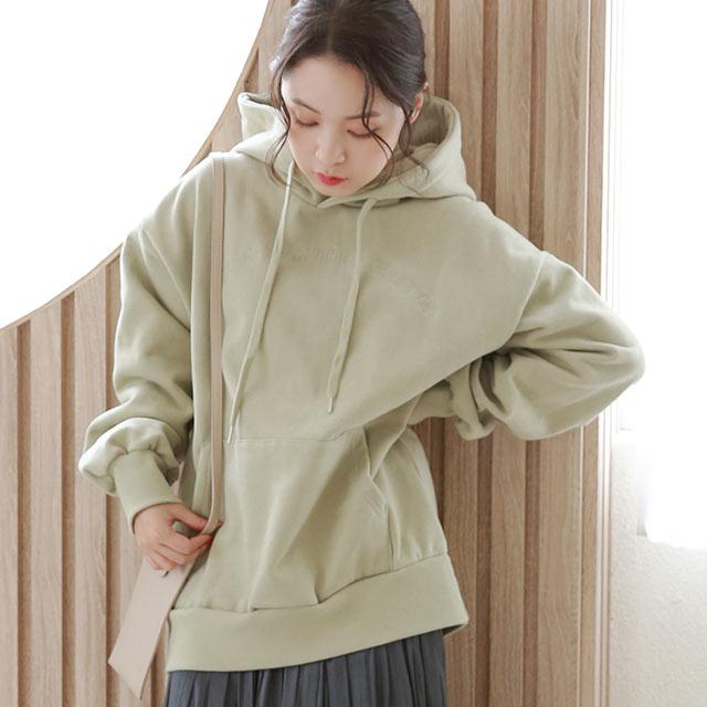 embosse print hoodie tops[5302C]