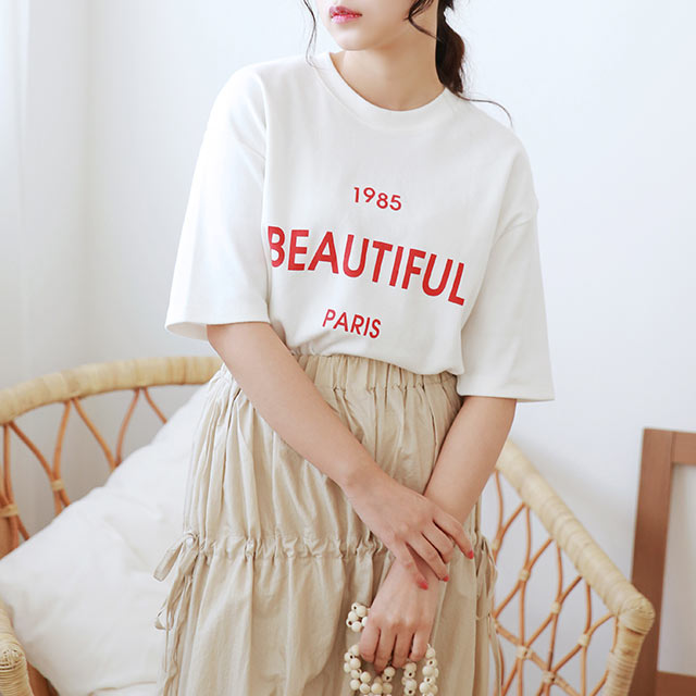 【4/8(thu)19:00〜】ビューティフルロゴTシャツ[5410C]