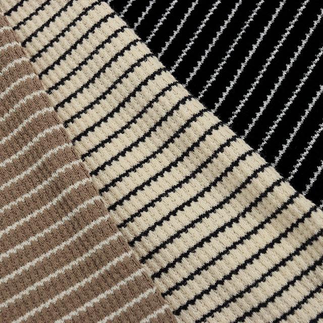 ボーダー配色メロウプルオーバー[5771C]