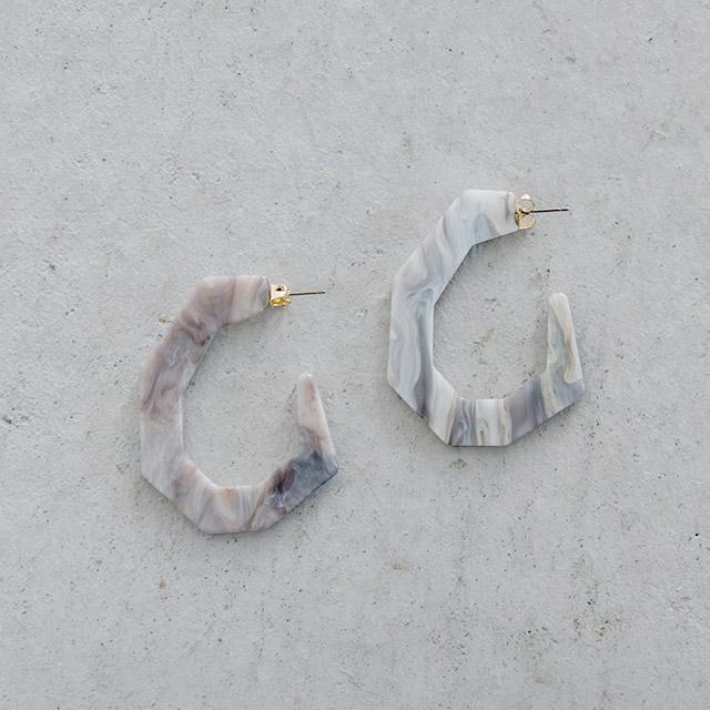 マーブルピアス(全1色)[591J]