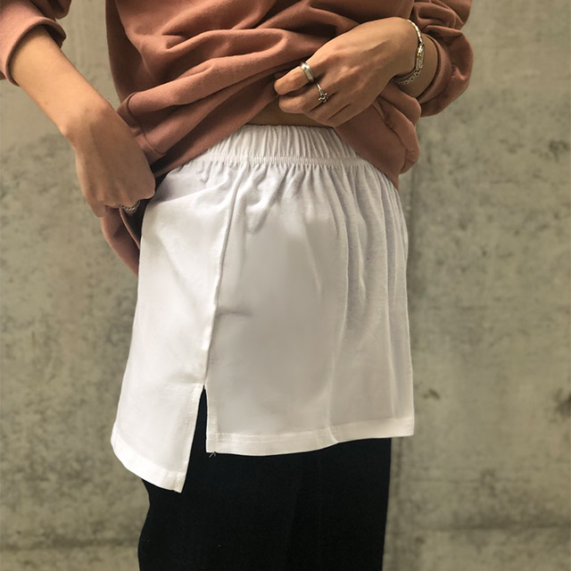≪FINAL SALE≫ポイントレイヤードTシャツ(全2色)[697J]